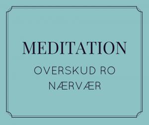 meditere