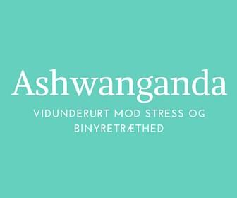 Ashwanganda