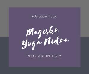 Magiske Yoga Nidra