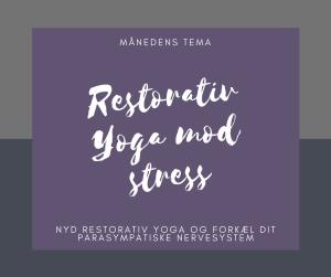 restorativ yoga mod stress