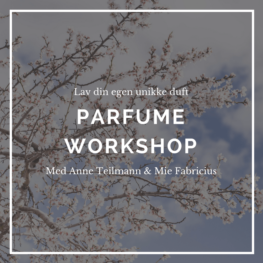 Parfume workshop